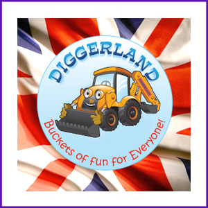 Diggerland promote the KCA's to their fans