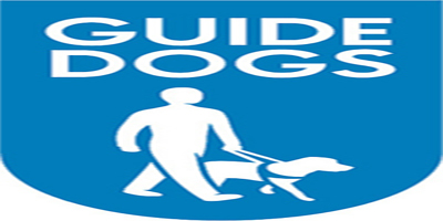 Guide Dogs For The Blind Logo File The Guide Dogs For The