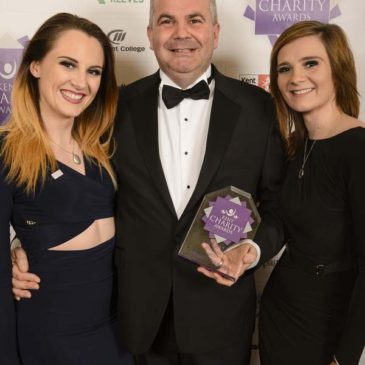Care charity scoops Kent Charity of the Year accolade