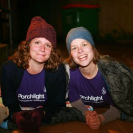 Community & Environment Charity of the Year Finalist – Porchlight