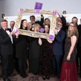 Care charity scoops this year's Kent Charity of the Year accolade!