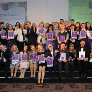 The 2017-18 Kent Charity Awards are now open for entries!