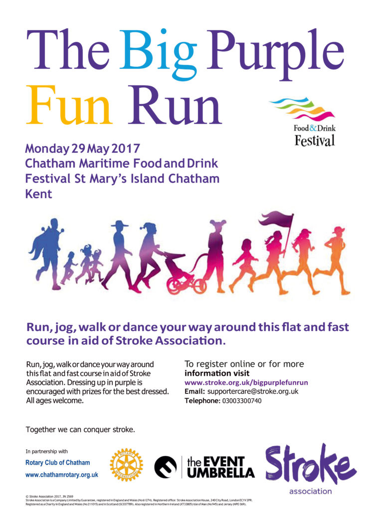 Big Purple Fun Run