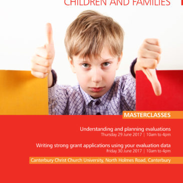 Improve the evaluation of your work with children and families