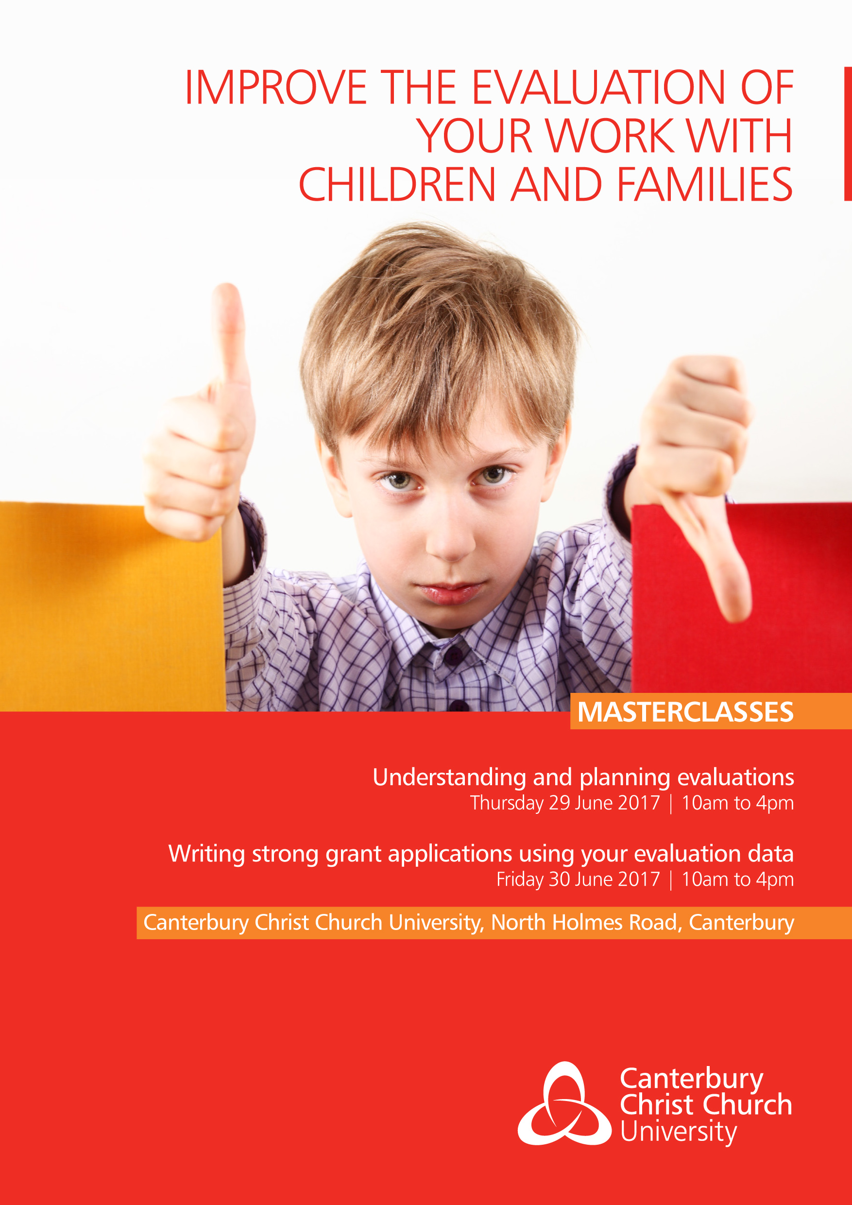 Charity Evaluation | Improve The Evaluation Of Your Work With Children And Families