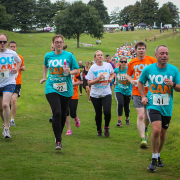 YouCan Run at Leeds Castle – Sunday 1 October 2017
