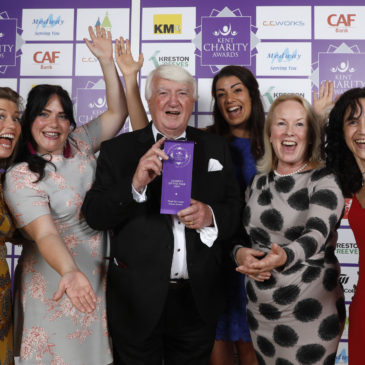 Oasis Domestic Abuse Service crowned Kent Charity of the Year!