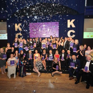 New date announced for 2020/2021 Kent Charity Awards