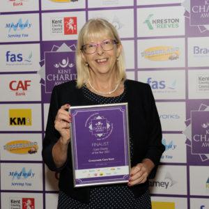 Kent Charity Awards finalists
