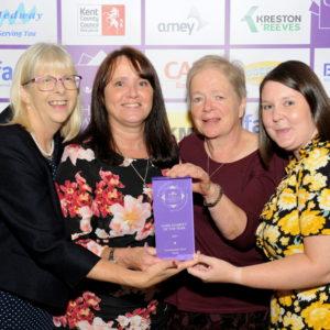 kent charity award winners